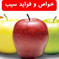 خواص و فواید سیب